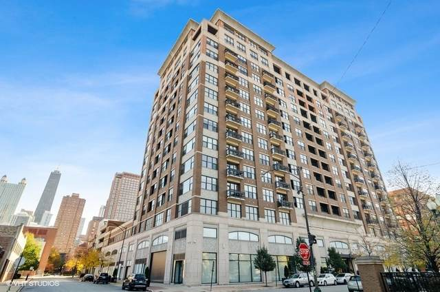 849 N Franklin Street #724, Chicago, IL 60610 (MLS #10919705) :: BN Homes Group