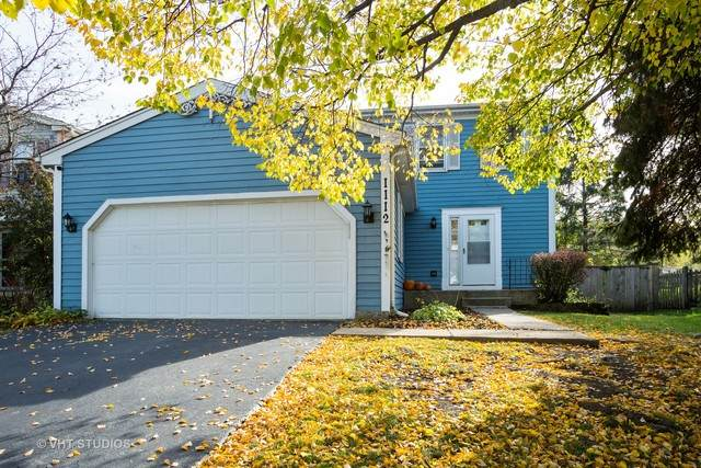 1112 Evergreen Drive, Carol Stream, IL 60188 (MLS #10919749) :: John Lyons Real Estate