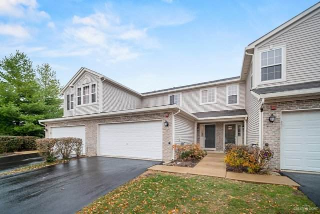 1826 Candlelight Circle #1826, Montgomery, IL 60538 (MLS #10919753) :: Helen Oliveri Real Estate