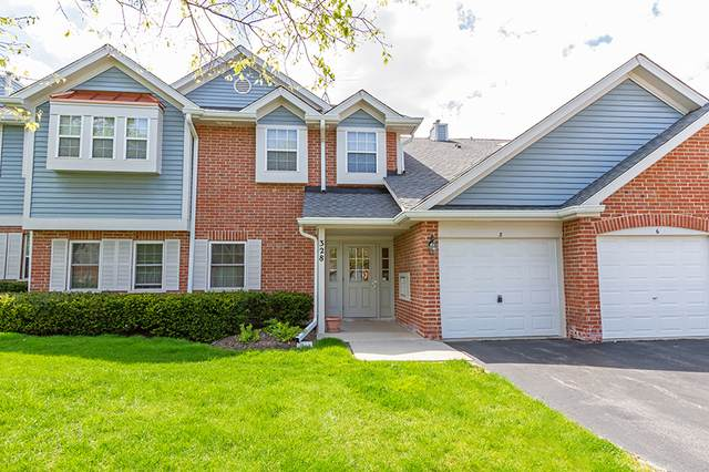 328 Charlotte Court #8, Schaumburg, IL 60193 (MLS #10919823) :: The Spaniak Team