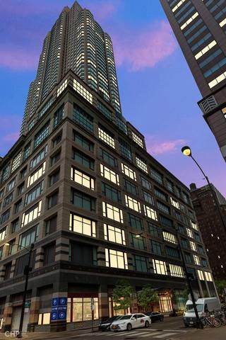 100 E Huron Street #1202, Chicago, IL 60611 (MLS #10919843) :: Property Consultants Realty