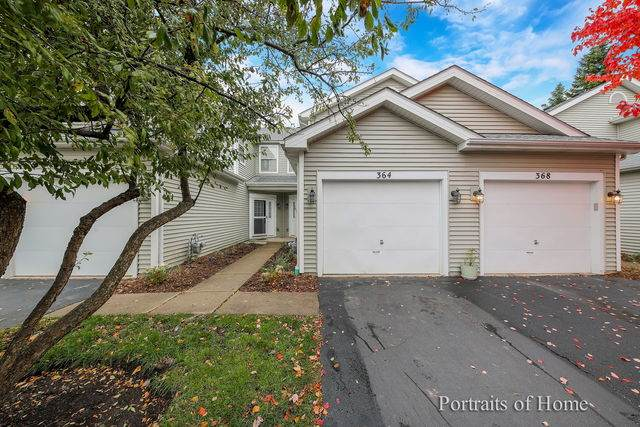 364 Hunterdon Court #364, Schaumburg, IL 60194 (MLS #10919850) :: The Wexler Group at Keller Williams Preferred Realty