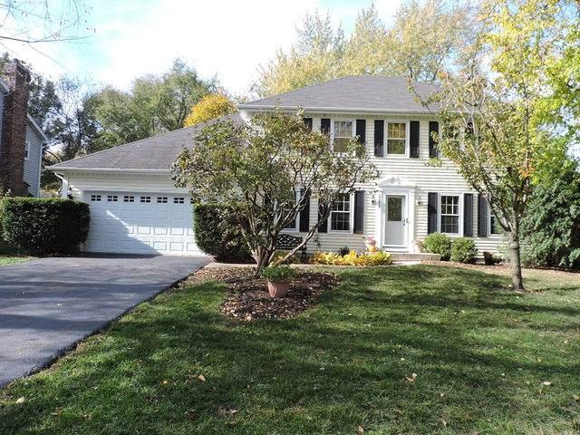 1217 Bainbridge Drive, Naperville, IL 60563 (MLS #10919868) :: The Wexler Group at Keller Williams Preferred Realty