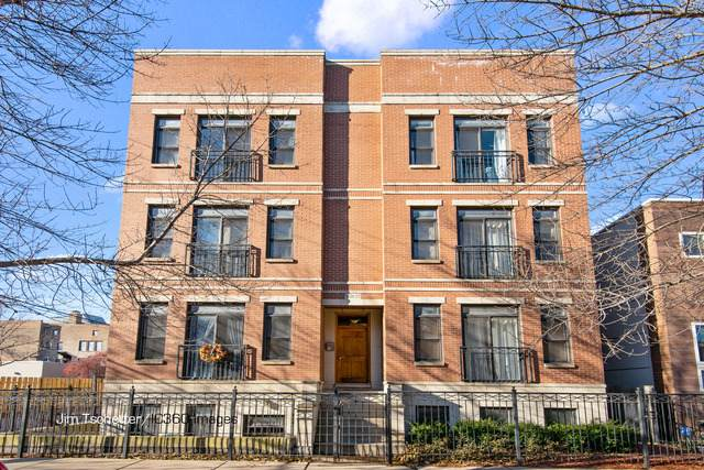 1620 N Mozart Street 3S, Chicago, IL 60647 (MLS #10919880) :: Property Consultants Realty