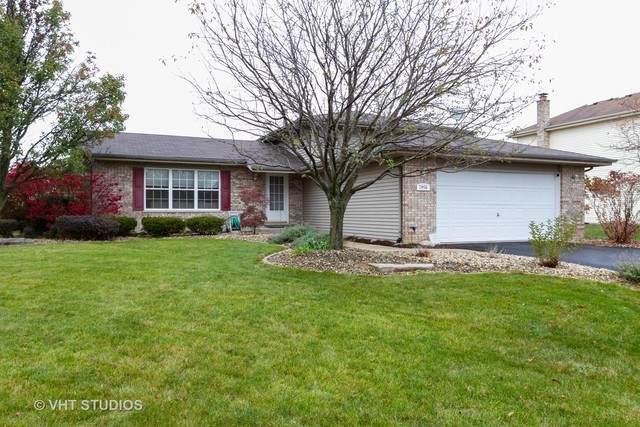 7956 Wheatfield Drive, Frankfort, IL 60423 (MLS #10919894) :: Century 21 Affiliated