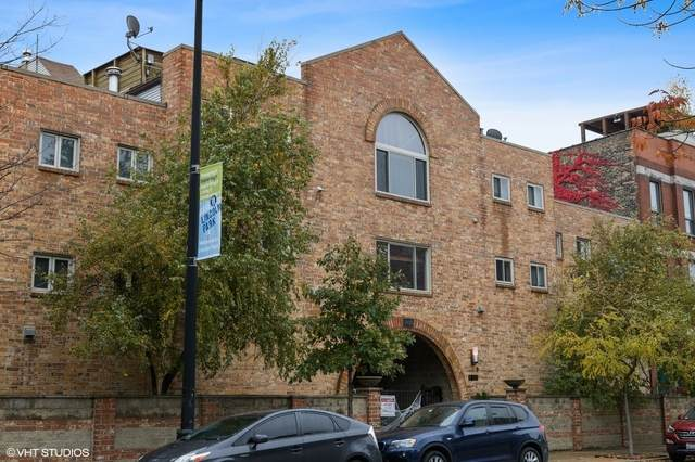 1835 N Halsted Street #4, Chicago, IL 60614 (MLS #10919922) :: Property Consultants Realty