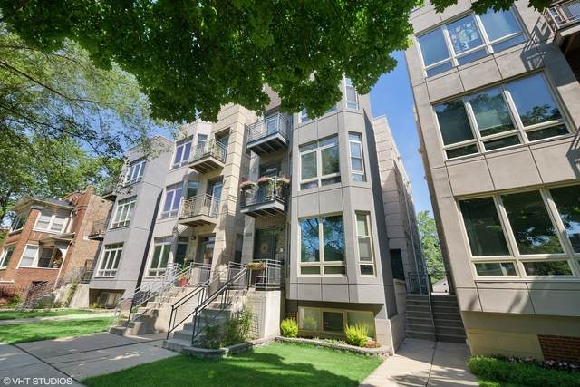 3850 W Wrightwood Avenue #3, Chicago, IL 60647 (MLS #10919943) :: Property Consultants Realty