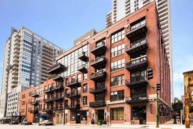300 W Grand Avenue 606-506, Chicago, IL 60654 (MLS #10919951) :: Property Consultants Realty