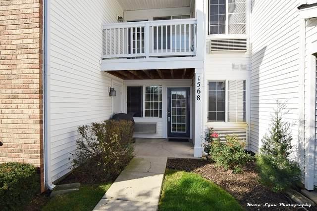 1568 Mcclure Road #1568, Aurora, IL 60505 (MLS #10919967) :: BN Homes Group