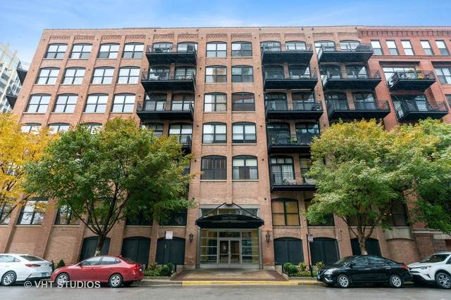 520 W Huron Street #520, Chicago, IL 60654 (MLS #10920001) :: Property Consultants Realty