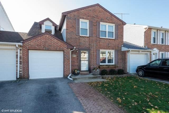 1360 Georgetown Drive, Carol Stream, IL 60188 (MLS #10920009) :: BN Homes Group