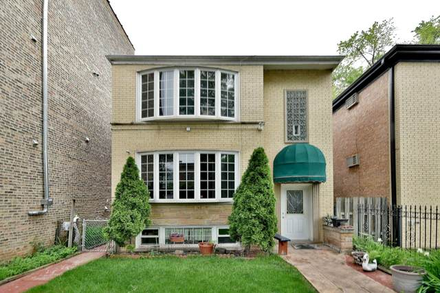 3736 W Wrightwood Avenue, Chicago, IL 60647 (MLS #10920020) :: Property Consultants Realty