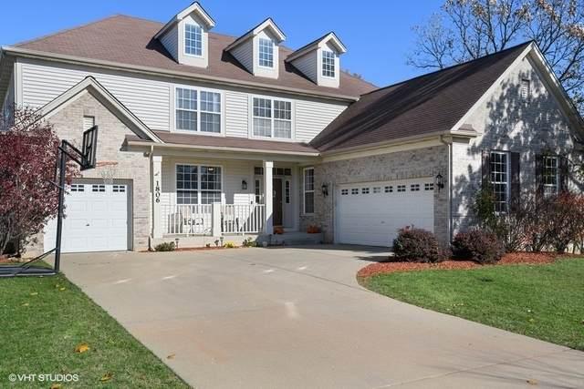 1806 W Broadsmore Lane, Round Lake, IL 60073 (MLS #10920076) :: Lewke Partners