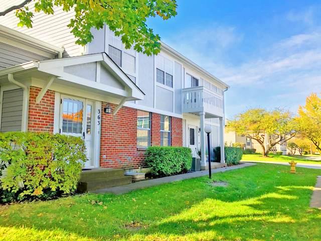 363 Birchwood Court #363, Vernon Hills, IL 60061 (MLS #10920155) :: Littlefield Group