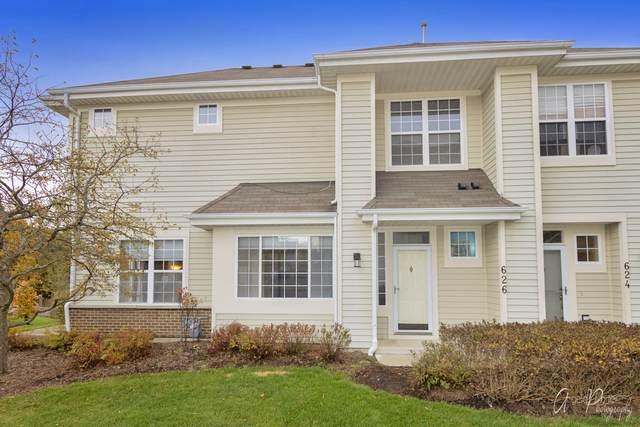 626 Scott Court #626, Fox Lake, IL 60020 (MLS #10920191) :: RE/MAX IMPACT