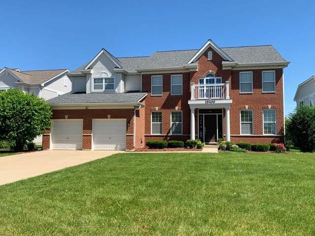 25200 W Glen Oaks Lane, Shorewood, IL 60404 (MLS #10920211) :: Lewke Partners