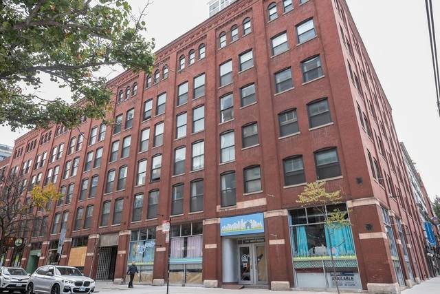 225 W Huron Street #601, Chicago, IL 60654 (MLS #10920288) :: Property Consultants Realty