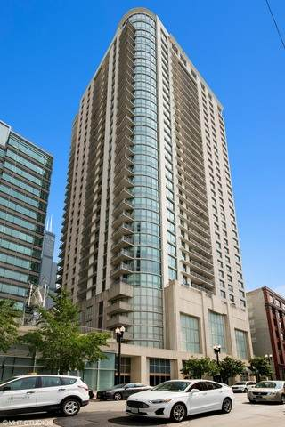 125 S Jefferson Street #804, Chicago, IL 60661 (MLS #10920301) :: BN Homes Group