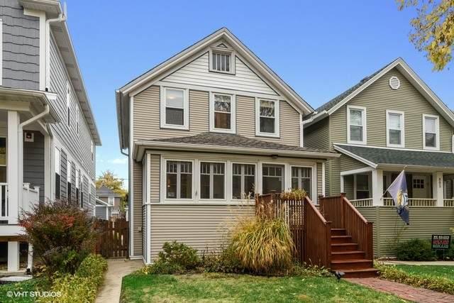 807 Home Avenue, Oak Park, IL 60304 (MLS #10920359) :: Century 21 Affiliated