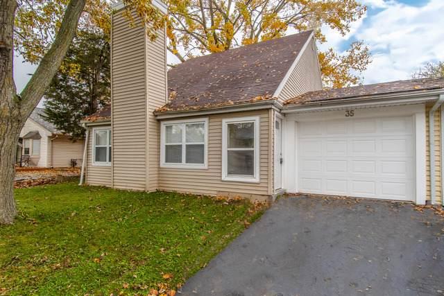 35 Honeybear Lane, Romeoville, IL 60446 (MLS #10920379) :: Suburban Life Realty