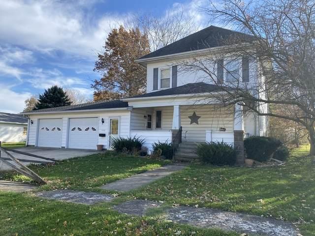 115 W Weldon Street, Roberts, IL 60962 (MLS #10920506) :: Lewke Partners