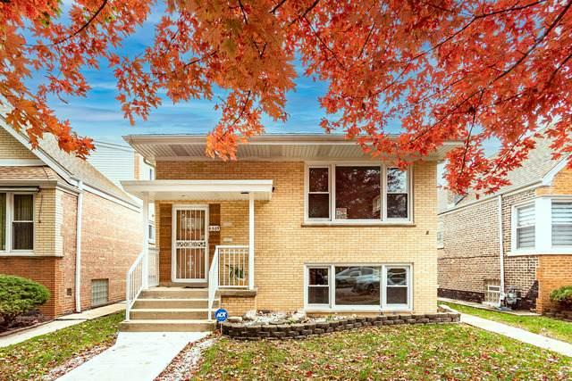 4509 S Komensky Avenue, Chicago, IL 60632 (MLS #10920528) :: Lewke Partners