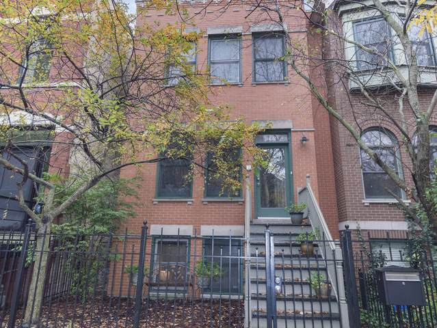 1832 N Wilmot Avenue, Chicago, IL 60647 (MLS #10920559) :: Property Consultants Realty