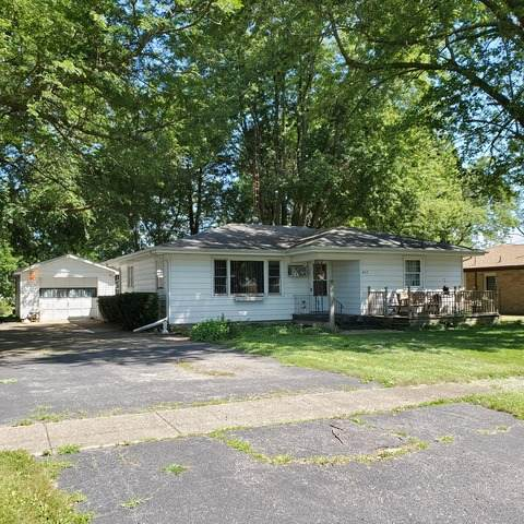 617 N Hartwell Street, Gilman, IL 60938 (MLS #10920585) :: The Wexler Group at Keller Williams Preferred Realty