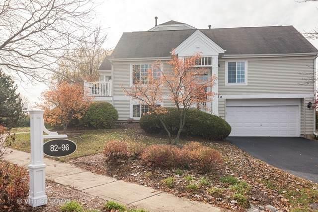 90 Cherbourg Court, Wheeling, IL 60090 (MLS #10920658) :: John Lyons Real Estate