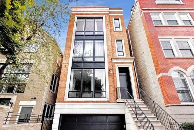 1540 N Wieland Street, Chicago, IL 60610 (MLS #10920678) :: Property Consultants Realty
