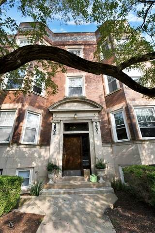 3803 N Wilton Avenue #1, Chicago, IL 60613 (MLS #10920682) :: Property Consultants Realty