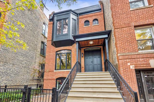 2106 N Sheffield Avenue, Chicago, IL 60614 (MLS #10920692) :: Littlefield Group