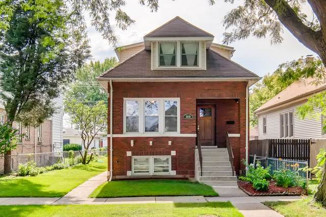 3318 N Kilbourn Avenue, Chicago, IL 60641 (MLS #10920716) :: Helen Oliveri Real Estate