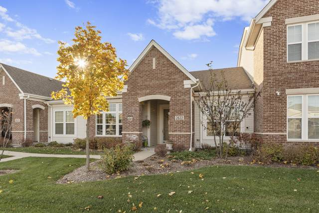 2622 Avondale Circle, Naperville, IL 60564 (MLS #10920717) :: The Spaniak Team
