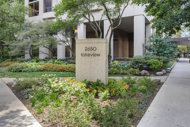 2650 N Lakeview Avenue #2402, Chicago, IL 60614 (MLS #10920830) :: Littlefield Group
