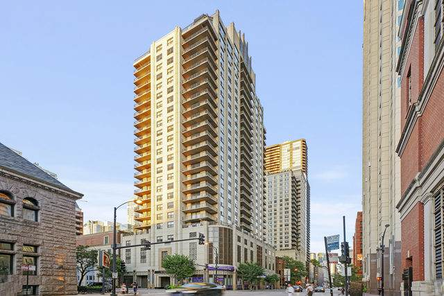 635 N Dearborn Street #2302, Chicago, IL 60610 (MLS #10920848) :: Property Consultants Realty