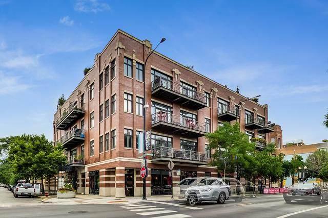 800 W Cornelia Avenue #407, Chicago, IL 60657 (MLS #10920913) :: Property Consultants Realty