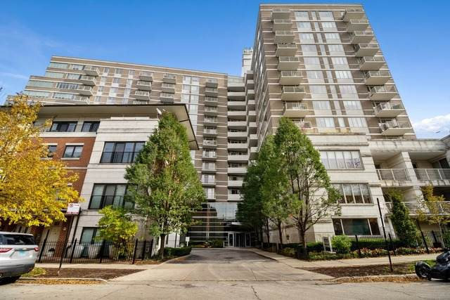 1515 S Prairie Avenue #906, Chicago, IL 60605 (MLS #10920920) :: Suburban Life Realty
