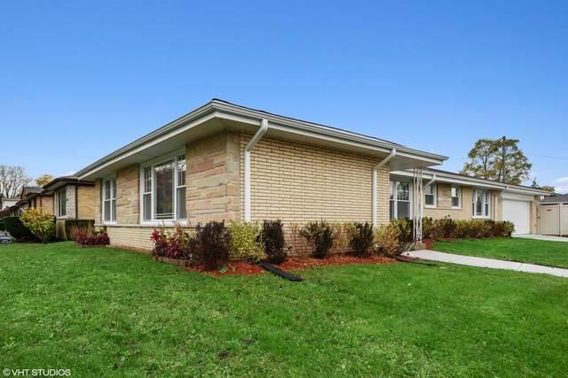 4141 Mulford Street, Skokie, IL 60076 (MLS #10920951) :: Suburban Life Realty