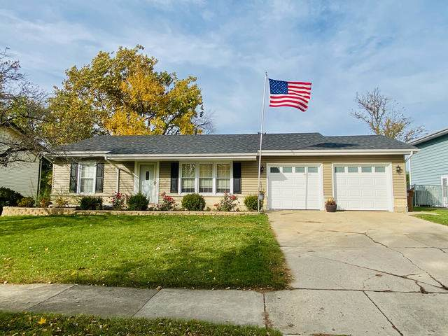225 Freeport Drive, Bloomingdale, IL 60108 (MLS #10920979) :: John Lyons Real Estate