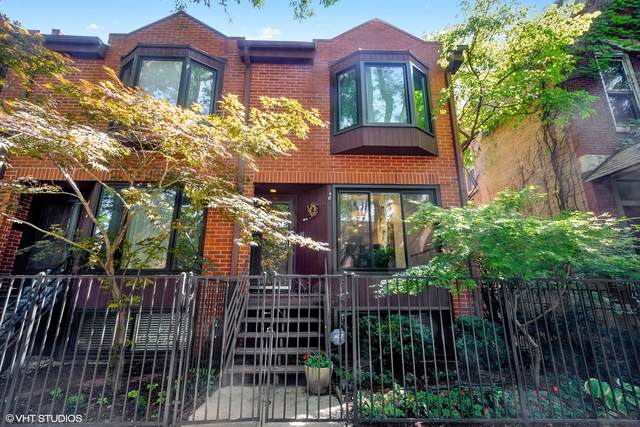 1813 N Dayton Street, Chicago, IL 60614 (MLS #10920998) :: Littlefield Group