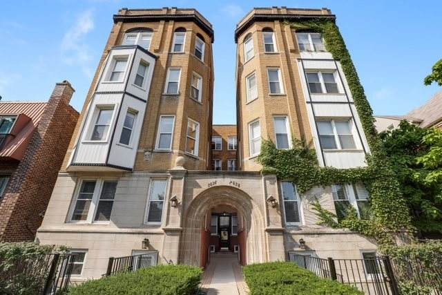 2636 N Orchard Street 2F, Chicago, IL 60614 (MLS #10921050) :: Littlefield Group