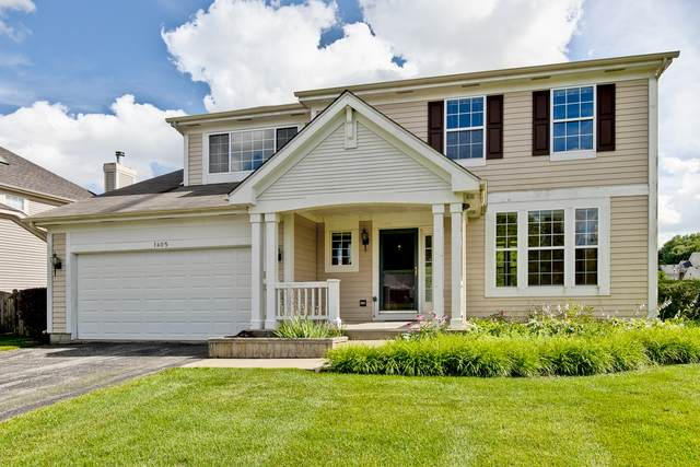 1405 Patrick Drive, Mundelein, IL 60060 (MLS #10921069) :: Jacqui Miller Homes