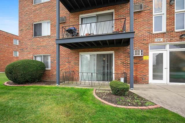 5727 128th Street #1, Crestwood, IL 60418 (MLS #10921107) :: Littlefield Group
