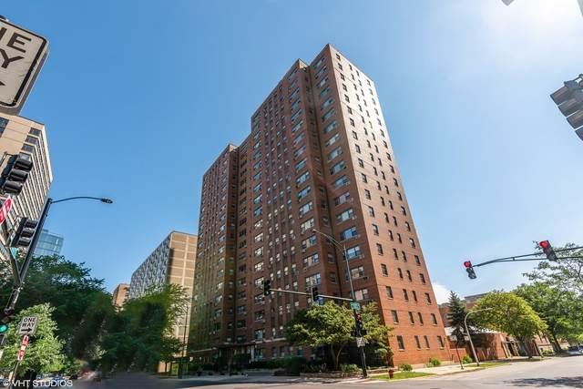 2909 N Sheridan Road #1011, Chicago, IL 60657 (MLS #10921110) :: Suburban Life Realty