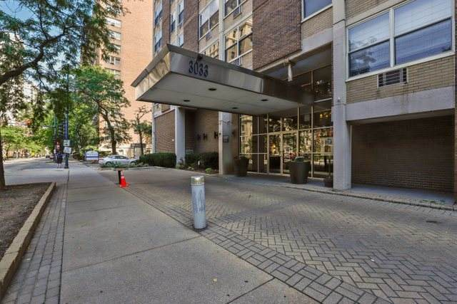 3033 N Sheridan Road #606, Chicago, IL 60657 (MLS #10921121) :: Property Consultants Realty