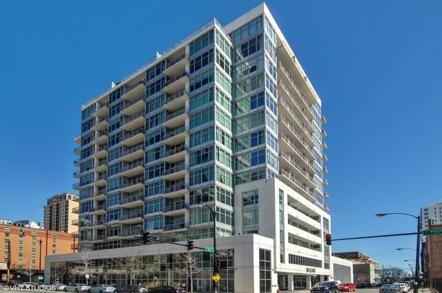 50 E 16th Street #402, Chicago, IL 60616 (MLS #10921187) :: Suburban Life Realty