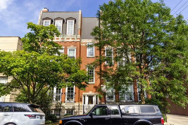 1617 N Hermitage Avenue 1N, Chicago, IL 60622 (MLS #10921194) :: Property Consultants Realty