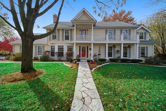 1361 Green Trails Drive, Naperville, IL 60540 (MLS #10921298) :: John Lyons Real Estate