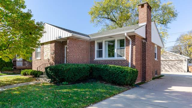 2412 S 1st Avenue, North Riverside, IL 60546 (MLS #10921305) :: Littlefield Group